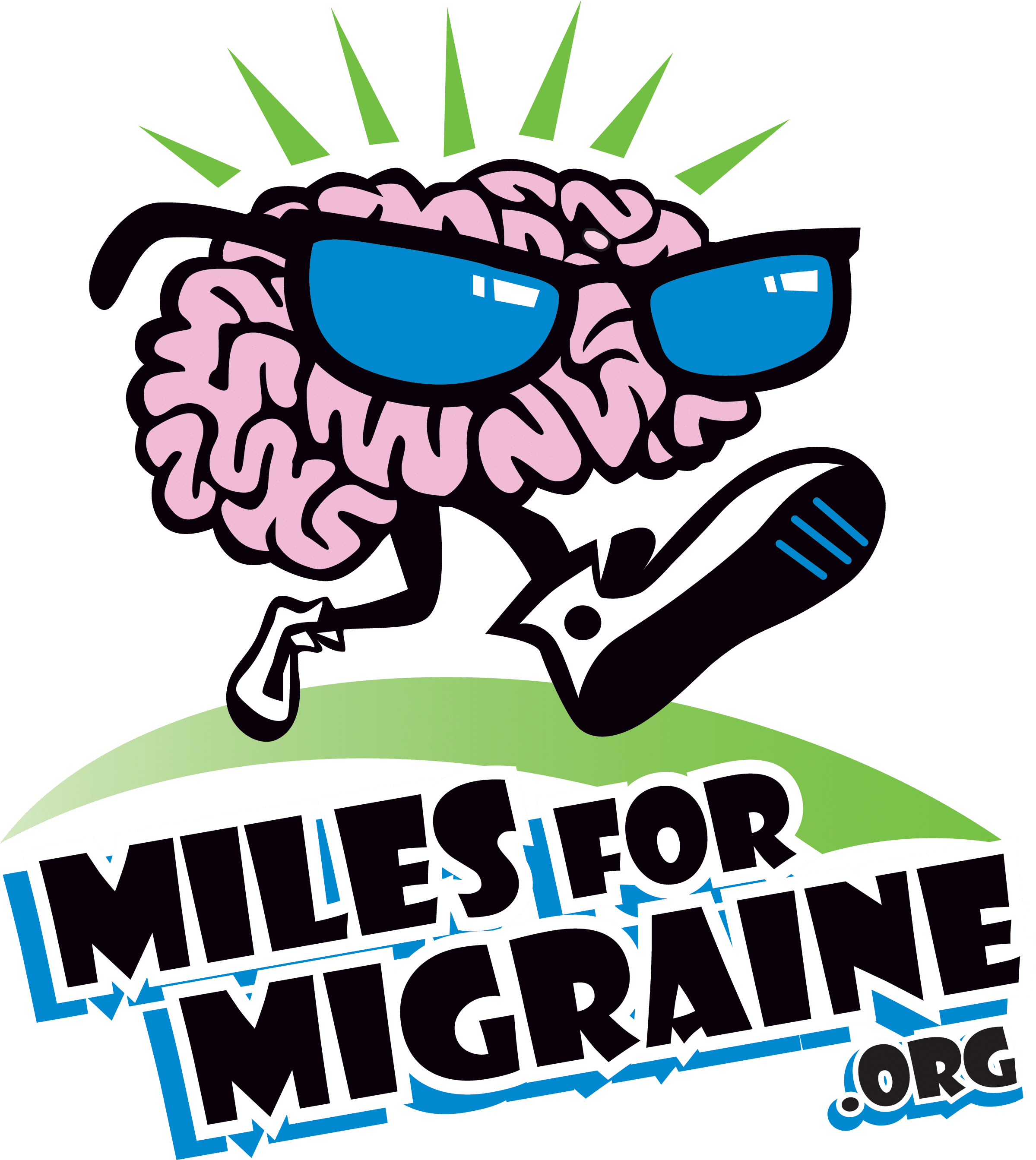 JOIN US OCTOBER 20 FOR MILES FOR MIGRAINE FUN RUN!
